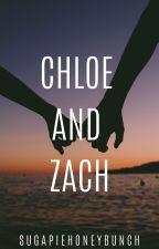 CHLOE AND ZACH by sugapiehoneybunch