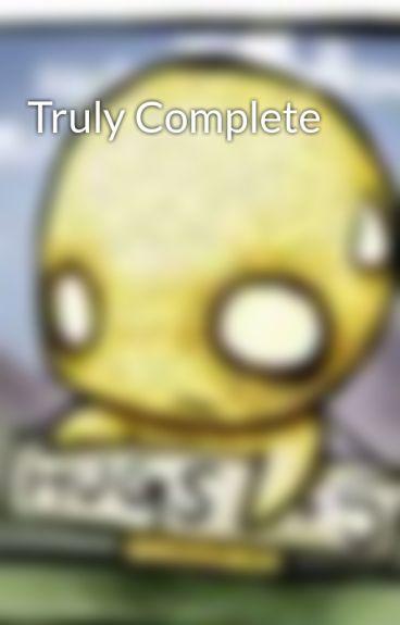 Truly Complete by SilentTurmoil