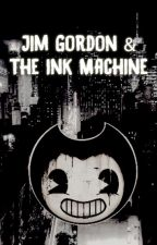 Jim Gordon and The Ink Machine by uploadsforjack