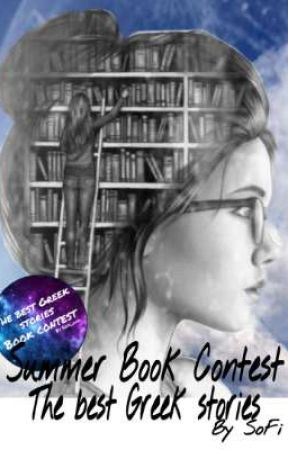 Summer Book Contest - The Best Greek Stories #STBSBC2K19 ||CLOSE|| by _lucifersdaughter__