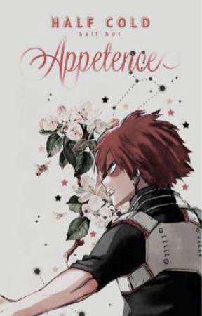 「Appetence 」»Todoroki x reader « by Baotoku