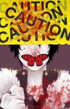Drrr! [The Butterfly] Izaya x Reader x Shizou by delibell