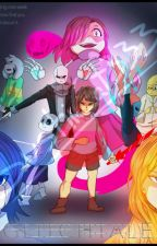 GLITCHTALE: Seasons 1 and 2 by Camila Cuevas by Light_Vision