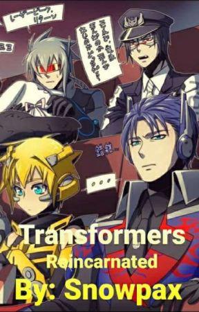 Transformers Reincarnated by AnimeEmilyB