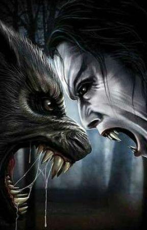 Vampires Vs Werewolf's... by AnsibaSalman