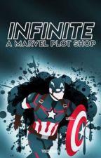 'INFINITE' - A Marvel Plot Shop by Live_Love_Write_28