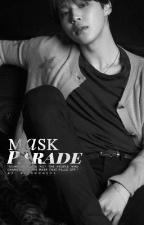 Mask Parade    BTS X READER by blingchick