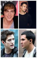 Big time rush dream and life with my pop star friends  by SamanthaKinzey