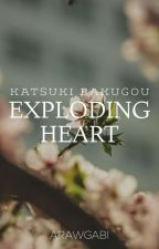Exploding Heart  by claritificity