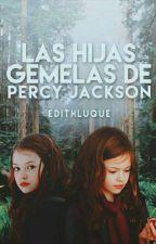 Las hijas gemelas de Percy Jackson by edithluque