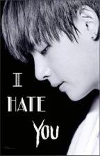 I hate U {VMin} by Kendra27590