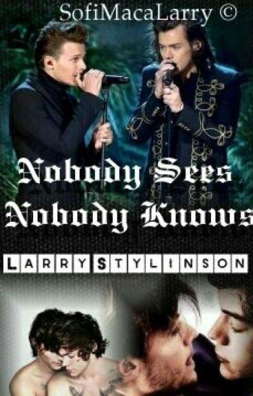 Nobody sees, Nobody knows (Hot)-Basada en la realidad de Larry Stylinson.