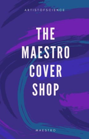 Maestro's Cover Shop by artistofscience