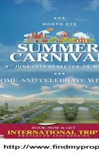 Supertech Summer Carnival at Sector 74 Noida by dipanshuseo
