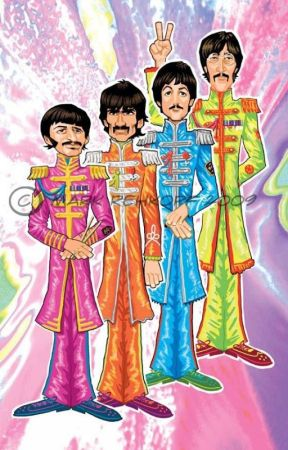 Sgt Pepper's Lonely Hearts Club Band by GhostbusterMARVEL