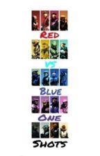 red vs blue 1shots by carolina30057