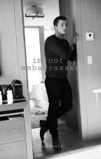 I'm Not Embarrassed || Taron Egerton x Richard Madden by leithvoid
