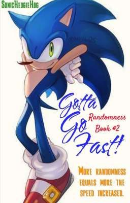 Gotta Go Fast Randomness Book 2 Completed Songs Of Spectra The Hedgehog Wattpad
