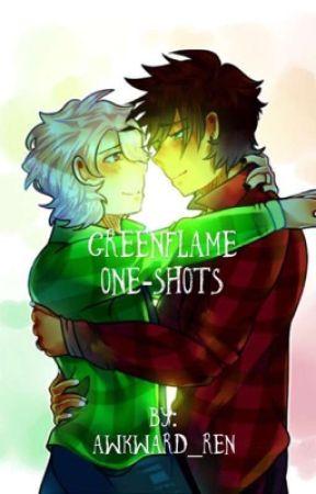 Greenflame One-shots by Fireninja_Kai_Smith
