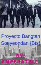 Proyecto Bangtan Sonyeondan {BTS} by historylovestar