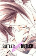 Sebastian x Ciel: Butler Sweet Butler by CookieLovesMunchies