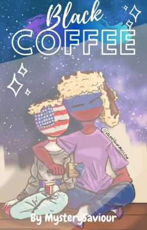 Black Coffee : : America x Russia : : Countryhumans by MysterySaviour