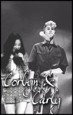 Corbyn & Carly by -labellamac