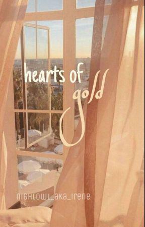 Hearts of Gold: Short Stories by Nightowl_AKA_Irene