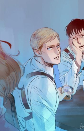 Erwin x Reader: Hearts to the Cause - urneopetsrdead - Wattpad