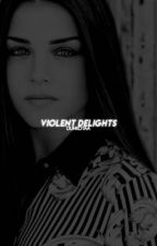 VIOLENT DELIGHTS ( the hunger games ) by duhkotaa