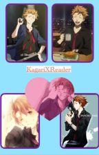 It's Forbidden But It's Love KagariXReader by EleriCG