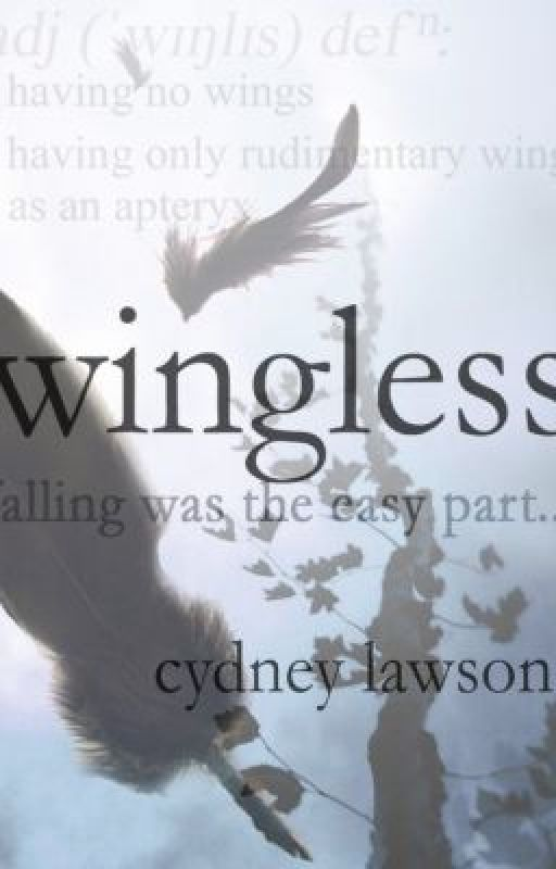 Wingless by CydneyLawson