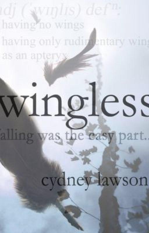 Wingless by CydneyLawson