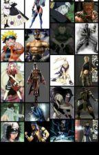 Naruto the wondering Kombat by dd5251