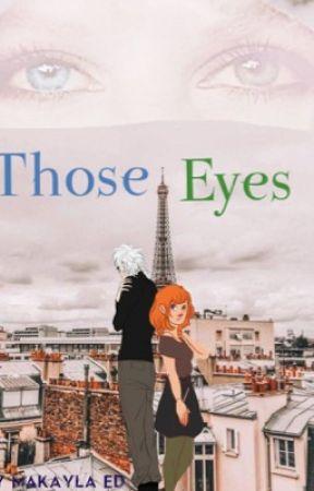 Those eyes by makayla_ED
