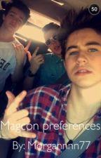 Magcon preferences by morgannnn77