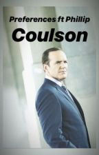 Phil Coulson x Reader Preferences by inscribedundertow