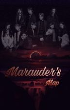 Marauder' Map. by Pinks154