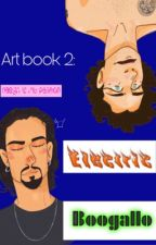 fine print ◣ art book 2 ◥ by greenskiiies