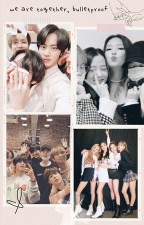 BTS X BLACKPINK | IG 2 by Tae_as_a_sexyphonist