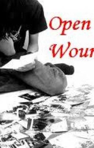 Open Wounds by LilGreenLeprachaun