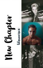 New Chapter ↝ Daniel Seavey by smilingdorbyn