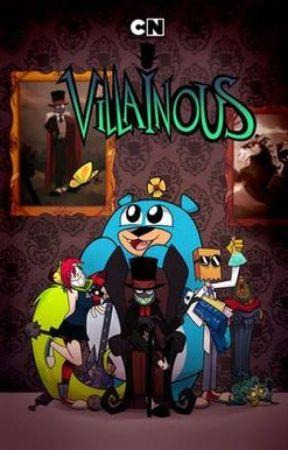 Villainous Headcannons by Magicpotion725