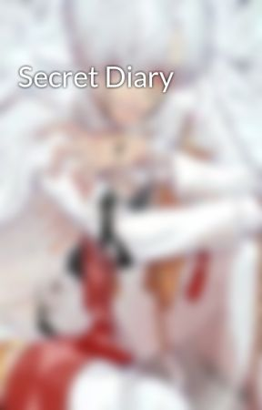Secret Diary by TheChosenChronicles
