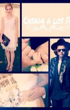 Casada a los 17 by jacobIsmytype