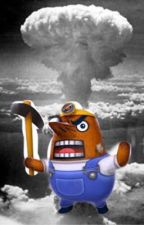 Animal Crossing: Cold War by lalalinhb