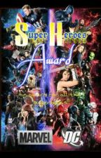 SuperHeroes Award 2019 by JaniCampbell