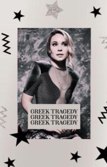 GREEK TRAGEDY ▹ JAMES CONRAD