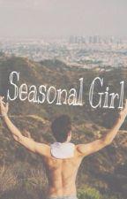 Seasonal Girl by losezy
