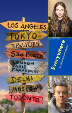 Everywhere by WhoopsHarryStyles